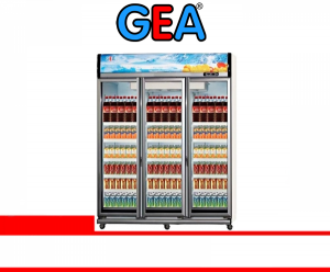 GEA SHOWCASE (EXPO-1500AH/CN)