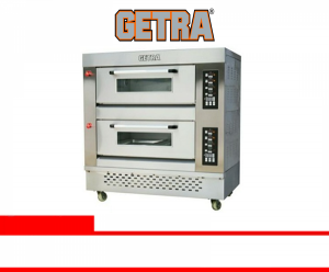 GETRA GAS PIZZA DECK OVEN (RFL-24PSS)