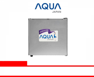 AQUA REFRIGERATOR MINI BAR (AQR-D50F (DS/S))