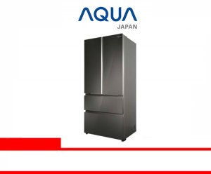 AQUA REFRIGERATOR SIDE BY SIDE (AQR-IG655AM (PG))