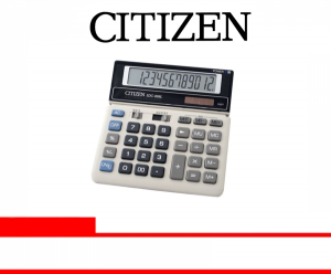 CITIZEN CALCULATOR 12 DIGIT NUMBER (SDC-868L)