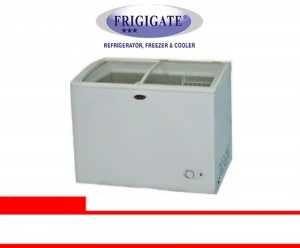 FRIGIGATE SLIDING FLAT GLASS FREEZER (F-210SD)