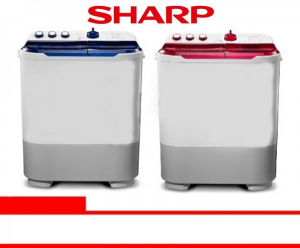 SHARP WASHING MACHINE (ES-T971DM-BL/PK)