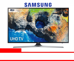 "SAMSUNG TV LED 40"" (40MU6100KP)"