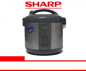 SHARP RICE COOKER (KS-A18TTR-BB)