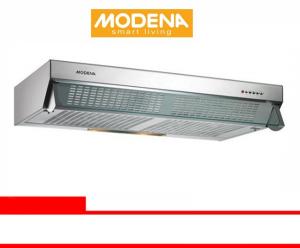 MODENA SLIM HOOD - SILVER 90x52x15CM (SX 9002 S)