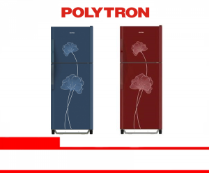 POLYTRON REFRIGERATOR 2 DOOR (PRM-23BNB/PRM-23BNR)