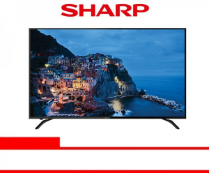 "SHARP 4K Ultra-HD SMART LED TV 60"" (4T-C60AH1X)"