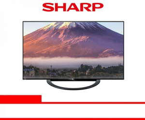 "SHARP 8K SUHD ANDROID LED TV 60"" (8T-C60AX1X)"