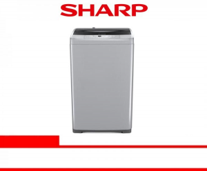 SHARP WASHING MACHINE TOP LOADING 7.5 Kg (ES-F950P-GY)
