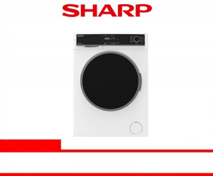 SHARP WASHING MACHINE FRONT LOADING 9 Kg (ES-FL1490BX)