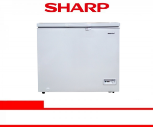 SHARP CHEST FREEZER (FRV-150X)