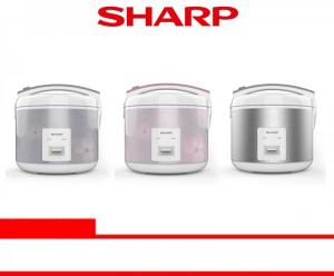 SHARP RICE COOKER 1.8L (KS-FR18ND-BR/PK/SL)