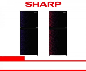 SHARP REFRIGERATOR 2 DOOR (SJ-316MG-GB/GR)