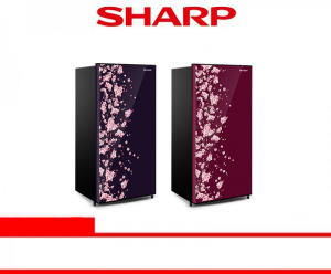 SHARP REFRIGERATOR 1 DOOR (SJ-N182D-VB/VR)
