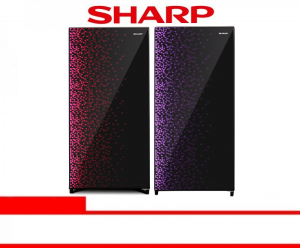 SHARP REFRIGERATOR (SJ-X185MG-GB/GR)