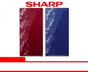 SHARP REFRIGERATOR (SJ-X165MG-FR/FB)