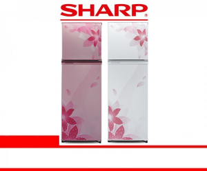 SHARP REFRIGERATOR (SJ-316ND-FW/FP)