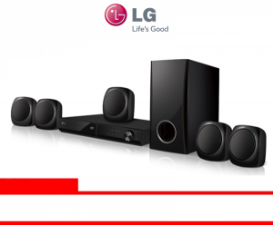 LG HOME THEATER (LHD427)