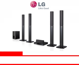 LG HOME THEATER (LHD657)