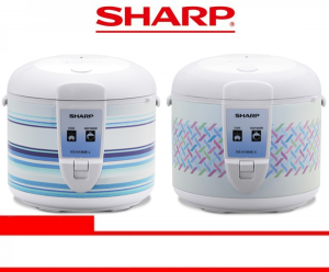 SHARP RICE COOKER (KS-N18ME-C/L)