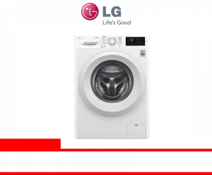 LG WASHING MACHINE FRONT LOADING 8.5 Kg (FC1285S5W)