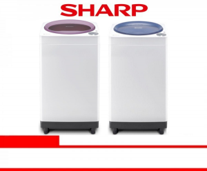 SHARP WASHING MACHINE (ES-M805P-WB/WR)