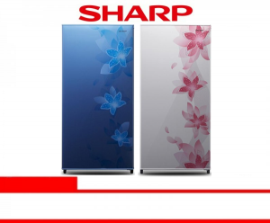 SHARP REFRIGERATOR (SJ-N166F-FW/FP/FB)