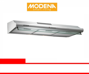 MODENA SLIM HOOD - SILVER 90x49.5x15CM (SX 9502 V)