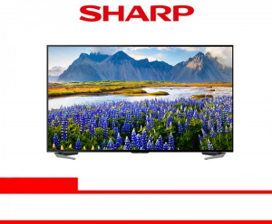"""SHARP 4K UHD ANDROID LED TV 80"""" (4T-C80CL1X)"""