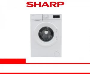 SHARP WASHING MACHINE FRONT LOADING 7 Kg (ES-FL1072B)