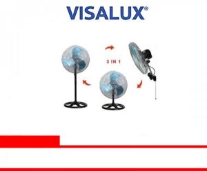 """VISALUX KIPAS ANGIN 18"""" 3 IN 1 (VSTW45)"""