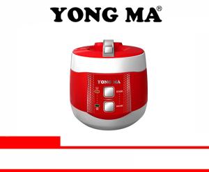 YONG MA RICE COOKER 2L (YMC601-RD)