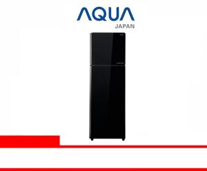 AQUA REFRIGERATOR 2 DOOR (AQR-305IG (BK))