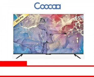 "COOCAA 4K UHD LED TV 65"" (65S6G PRO)"