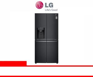 LG REFRIGERATOR SIDE BY SIDE 570 L (GC-L22FTQBL)