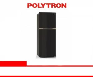 POLYTRON REFRIGERATOR 2 DOOR (PRM 491Q)