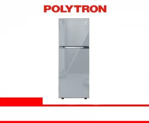 POLYTRON REFRIGERATOR 2 DOOR (PRM 491S)
