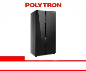 POLYTRON REFRIGERATOR SBS (PRS-450B)