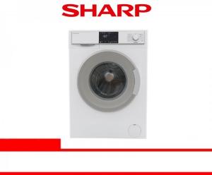 SHARP WASHING MACHINE FRONT LOADING 8 Kg (ES-FL1082BG)