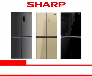 SHARP REFRIGERATOR 2 DOOR (SJ-IF50PM-DS / SJ-IF51PG-BK/CG)