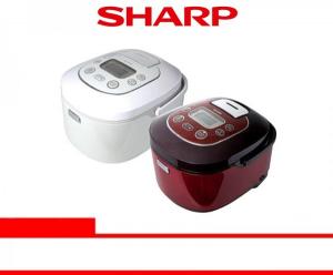 SHARP RICE COOKER DIGITAL (KS-TH18-RD/WH)