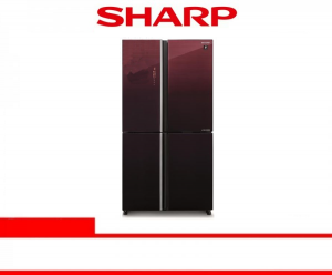 SHARP REFRIGERATOR SIDE BY SIDE (SJ-IF85PG-GR)