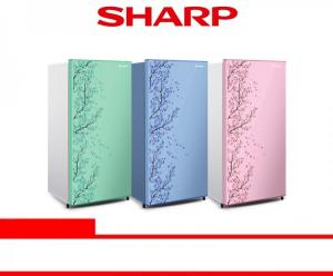 SHARP REFRIGERATOR 1 DOOR (SJ-N182D-SH/SB/SP)