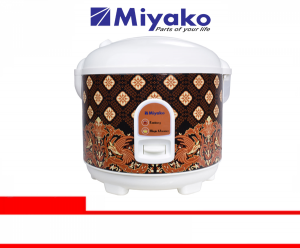 MIYAKO RICE COOKER (MCM-528BTK JLH)