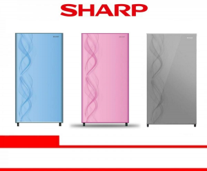 SHARP REFRIGERATOR 1 DOOR (SJ-N162D-AB/AP/AS)